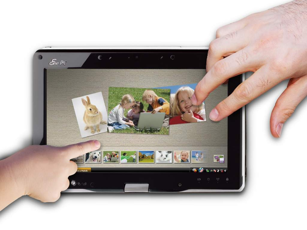The Upside Potential for Touch Screen Technologies