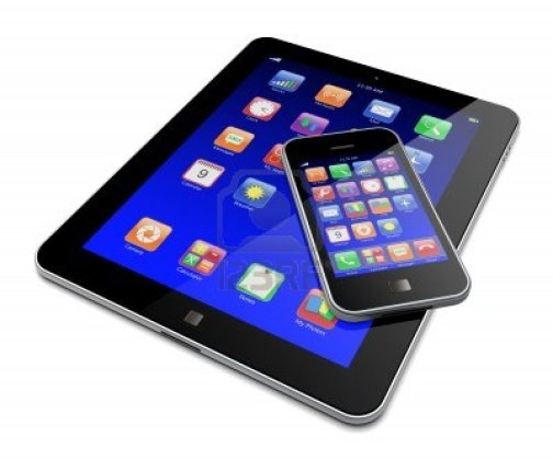 Smartphone, Tablet Apps Revenue to Reach B