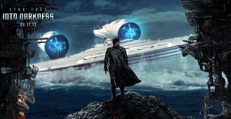 Star Trek Into Darkness Wallpapers: Transmedia: Exploring The 'Star Trek Into Darkness' Movie