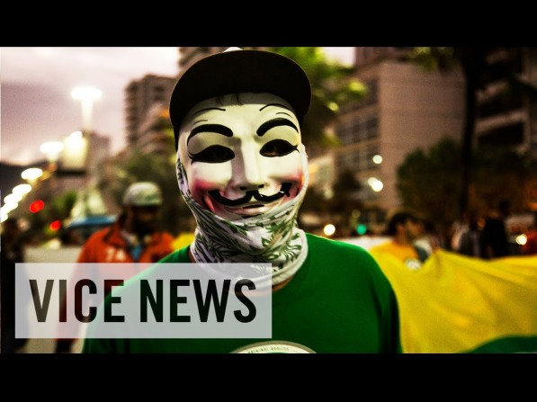 How Vice News Uses Virtual Reality