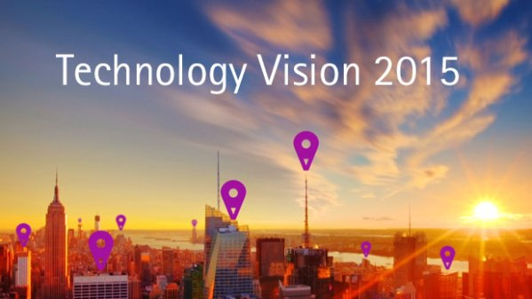 business technology vision 2015