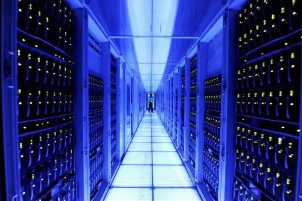 Computer Server data center