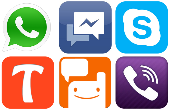 How Mobile Messaging Apps have Disrupted the SMS Market