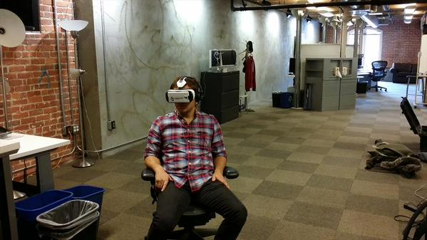 New storytelling platform — virtual reality — popular at ISOJ | Knight Center for Journalism in the Americas