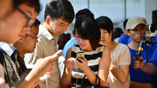 Smartphone Market in China