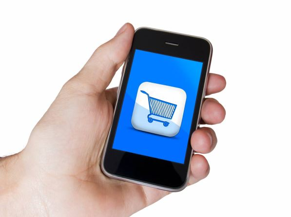 Mobile retail ecommerce