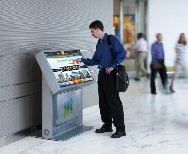 Global Interactive Kiosk Market