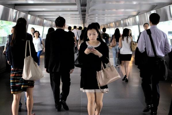 China mobile internet