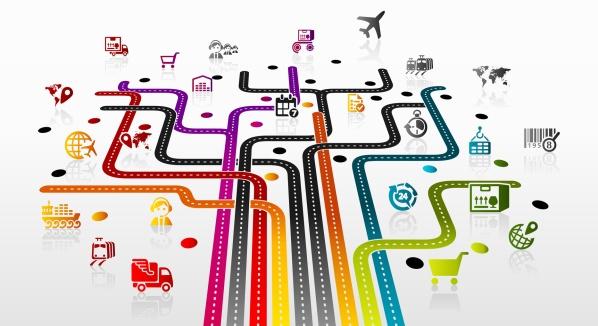 Cloud SaaS IoT M2M Logistics