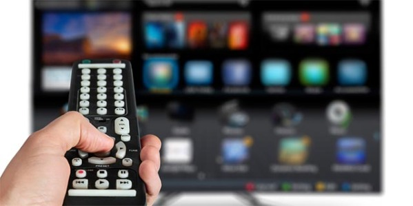 Connected TV 4K video