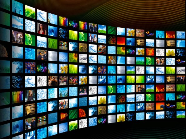 OTT Video Entertainment europe africa middle-east