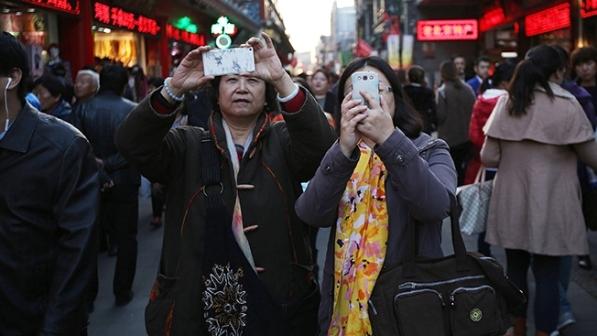 China Smartphone Usage