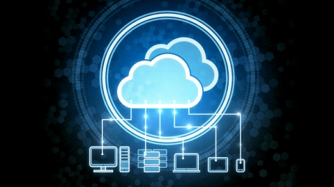 hosted cloud computing market research