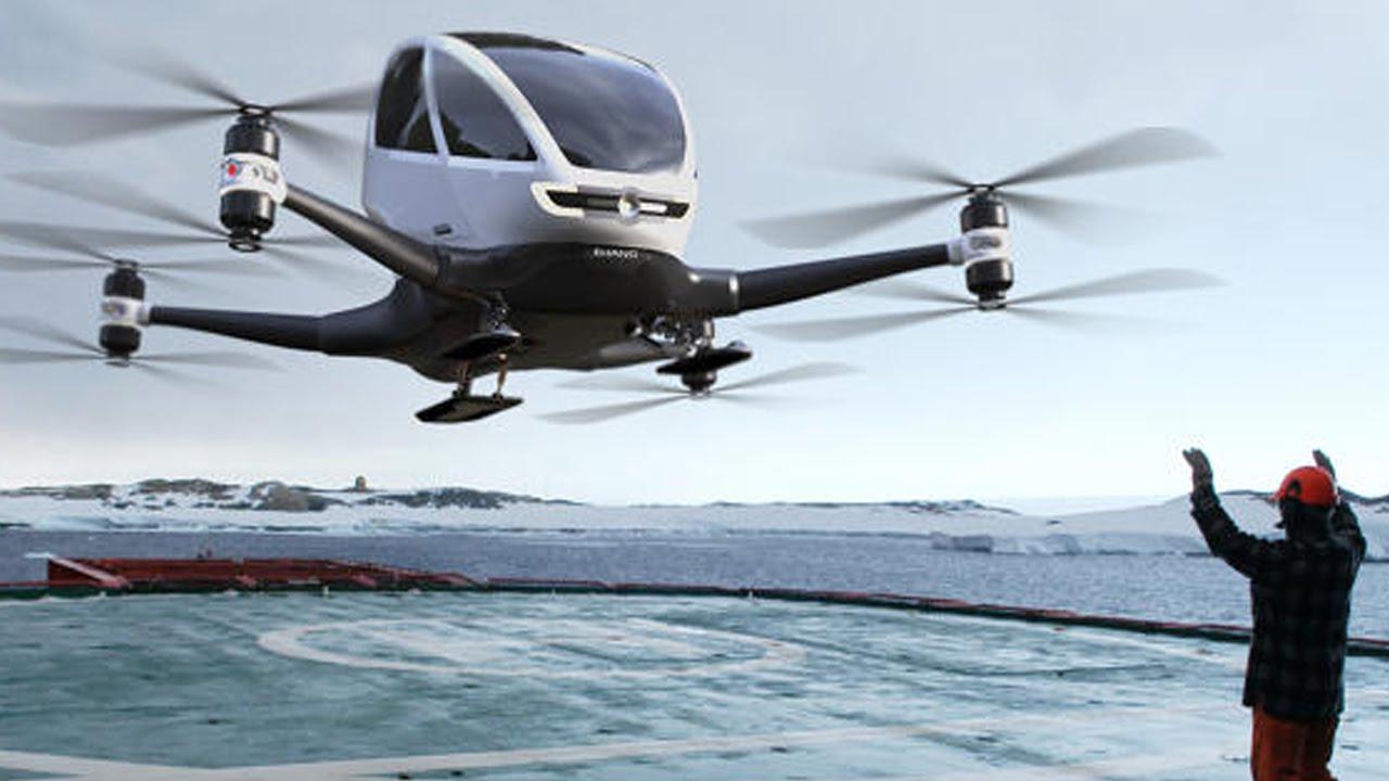 robotics drones market research