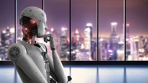 robotics and AI market research
