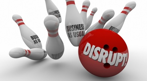 Why Companies Don't Respond to Digital Disruption