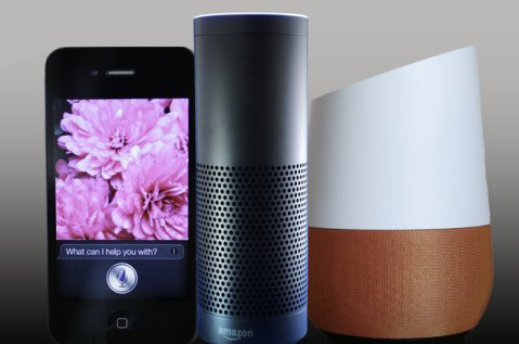 Amazon and Google Dominate Smart Speaker Market