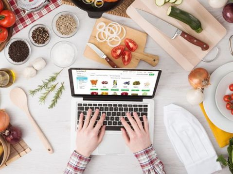 The Evolution of Online Grocery Shopping in America