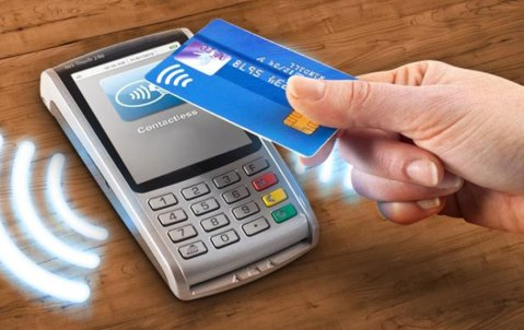 Worldwide Contactless Payments will Exceed $1 Trillion
