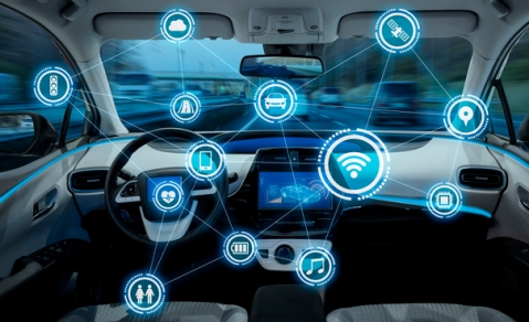 Connected Cars Drive Mobile eCommerce Applications