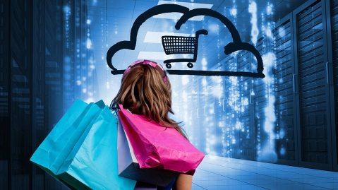 Retailers Adopt More Cloud Computing Services