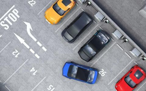 Internet of Things Drive Smart Parking Upside