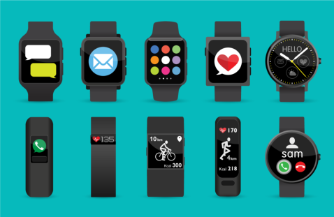 Wearable Device Growth Led by Smartwatch Adoption