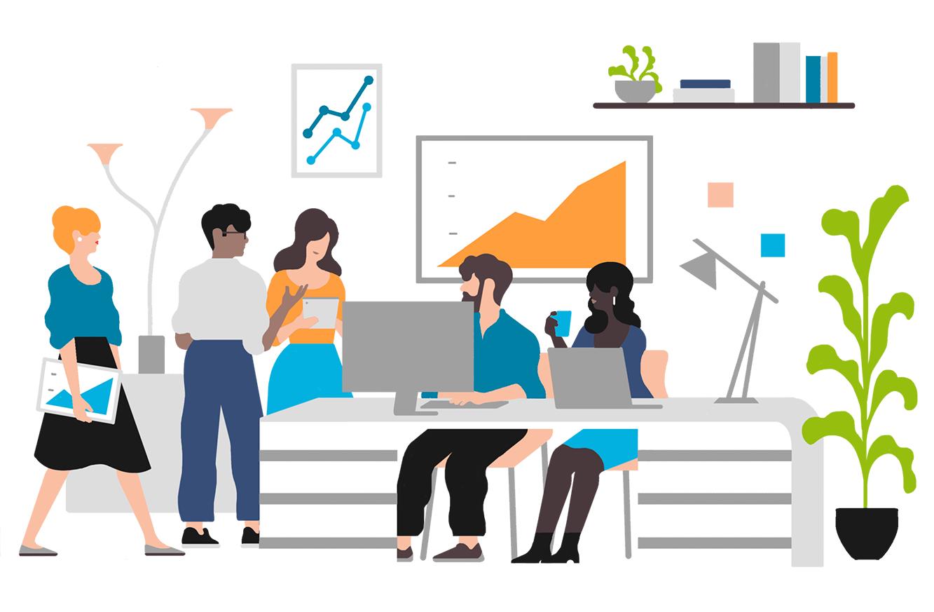 Upside for Enterprise Messaging and Collaboration