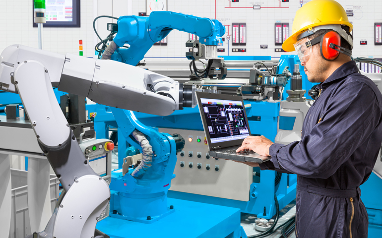 Wireless IoT Applications within Industrial Automation
