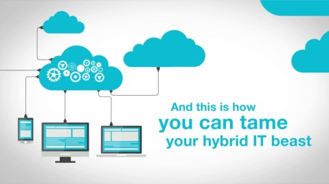 How Hybrid IT Will Localize Hyperscale Cloud
