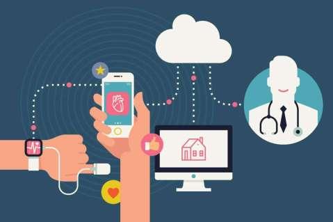 Digital Healthcare Advances via Remote Monitoring Apps