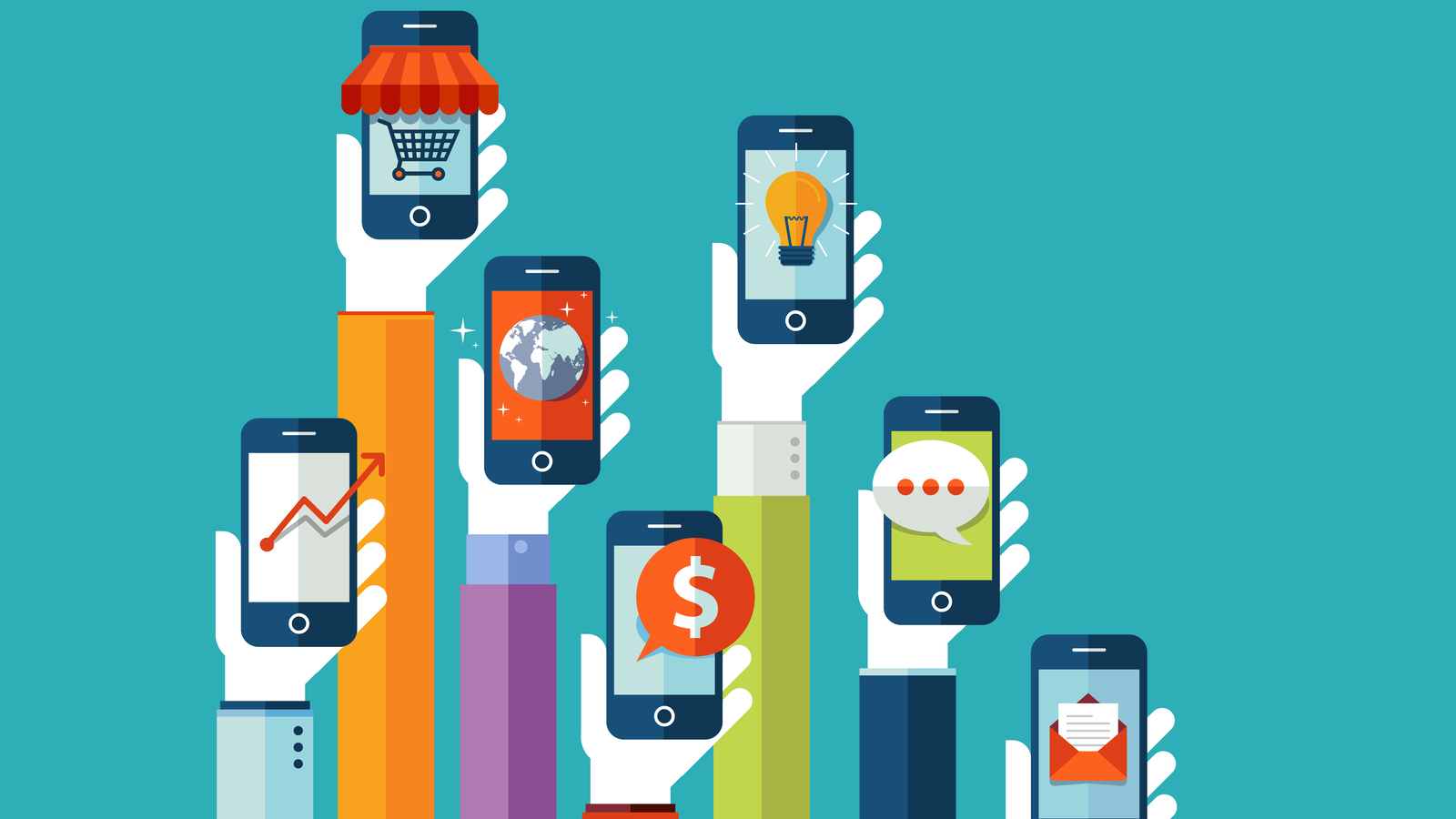 How Mobile Apps Influence Retailer Revenues