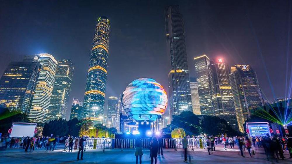 China Greater Bay Area Economic Development