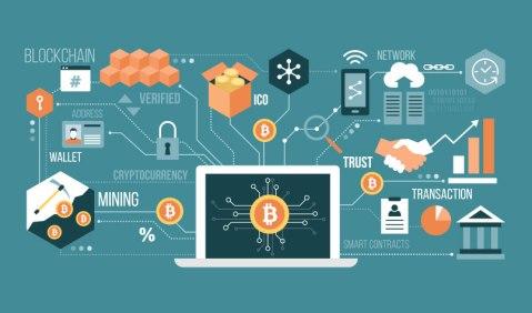 Blockchain Transactions to Reach Over 1.3 Billion