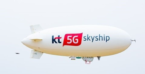 Search and Rescue Airship Enabled by 5G Innovation