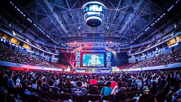 eSports: An Alternative Future for Televised Sports