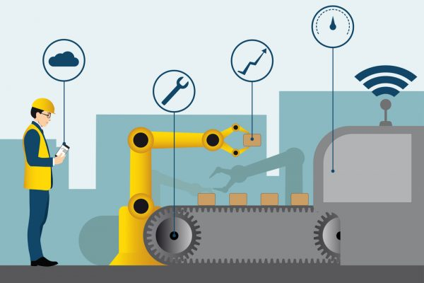 Industrial Internet of Things Upside for Manufacturing