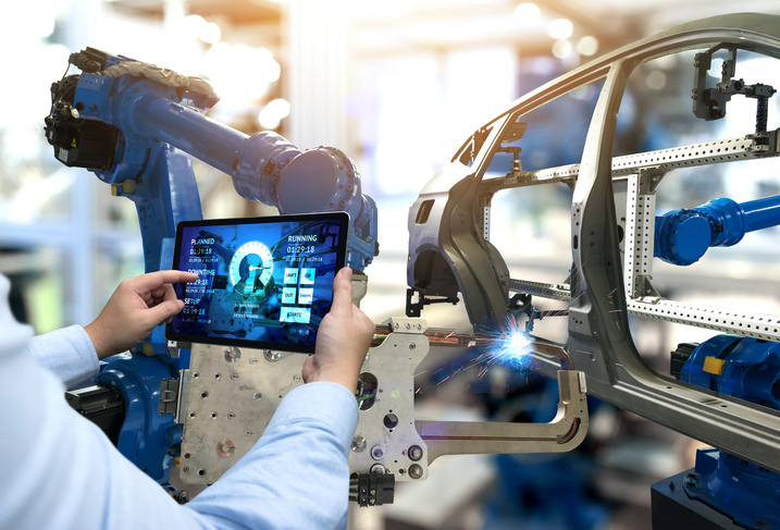 Collaborative Robot Adoption is Driven by Manufacturers
