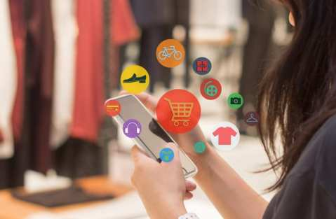 Mobile Commerce Gains Share in Retail and Travel Markets