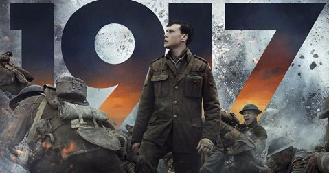 1917 Movie Released on Christmas Day 2019