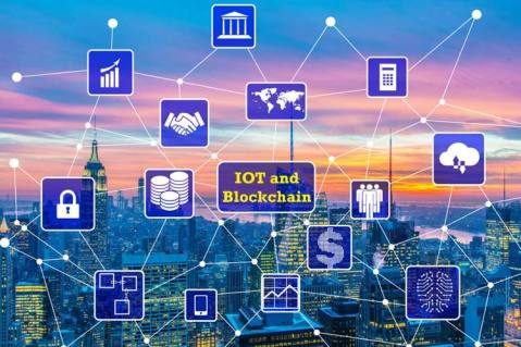 Together, IoT and Blockchain Enhance Digital Trust