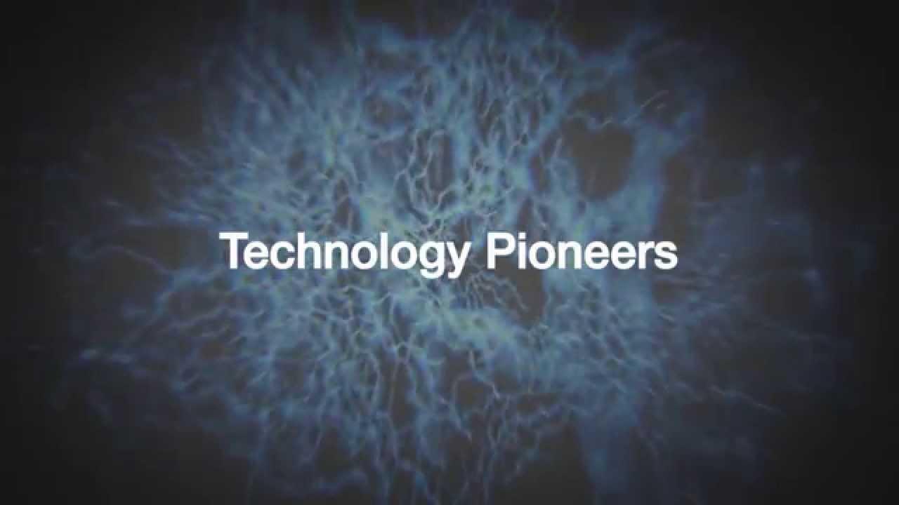 World Economic Forum: 2020 Technology Pioneers