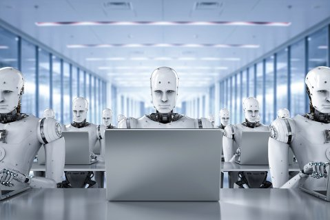 Robotic Process Automation Fuels Productivity Advances