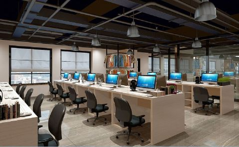 Remote Working: Office Remodeling Gains Momentum